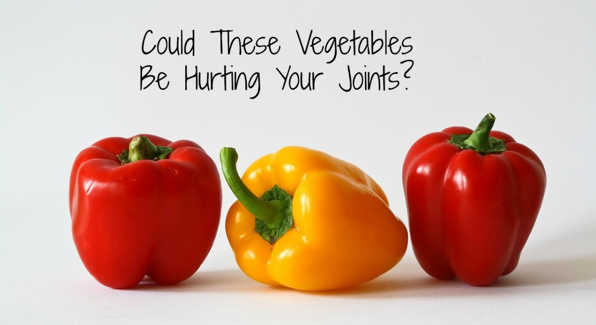 Could Your Pain Be Caused by Eating Nightshade Vegetables?