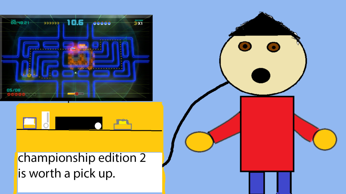 Pac-man World Championship 2:This Update to a Classic is Worth Playing but You Should Get Championship Edition DX First