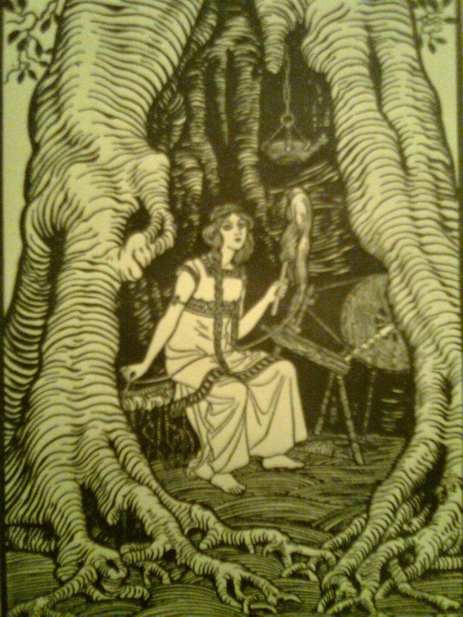 The White Lady of Hoog Soeren