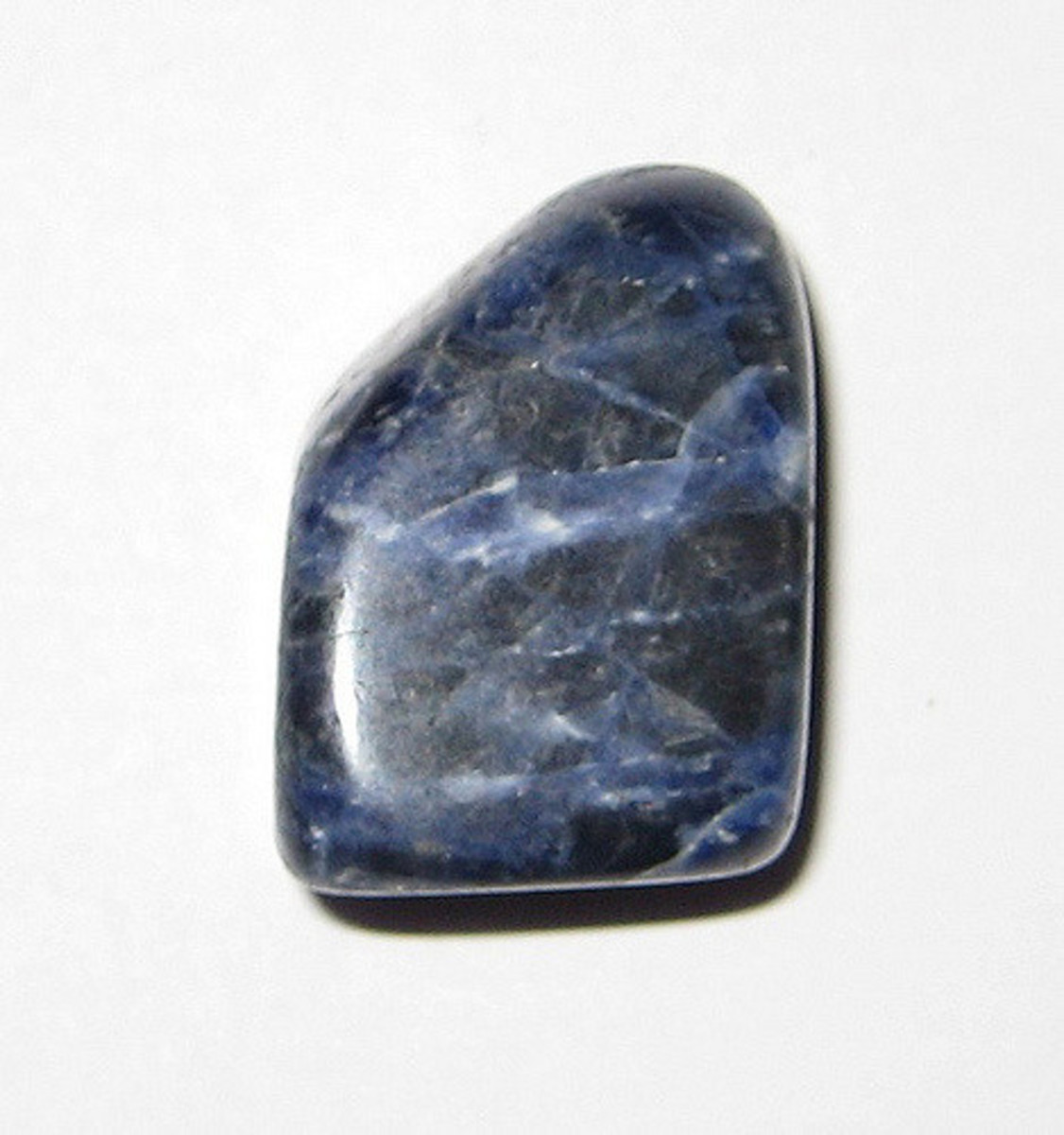 Sodalite can be used to enhance meditation.