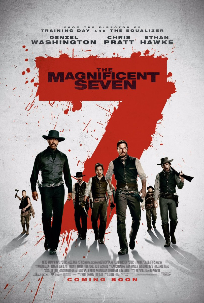 'The Magnificent Seven' Non-Spoiler Movie Review