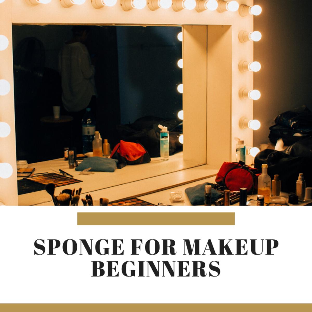 Choosing a Beauty Blender Sponge for Makeup Beginners