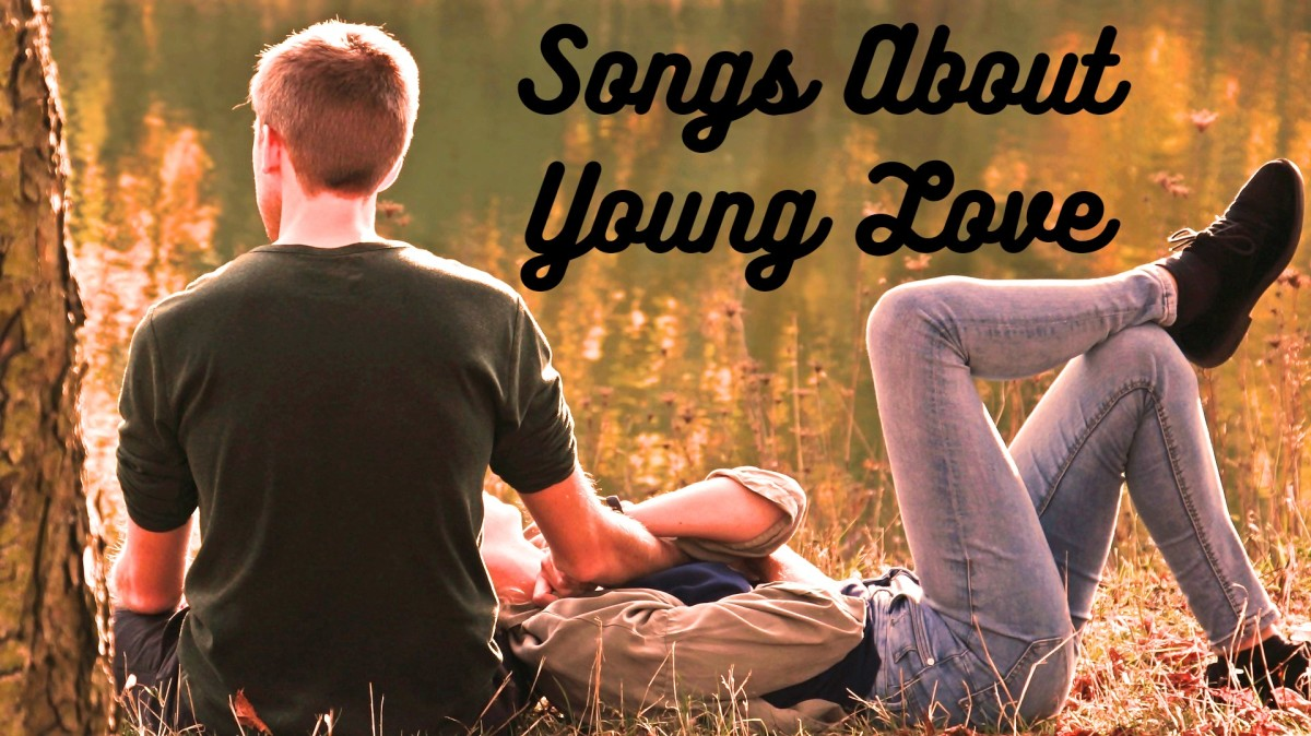 Celebrate the excitement, innocence, and recklessness of young love with a playlist of pop, rock, and country songs.