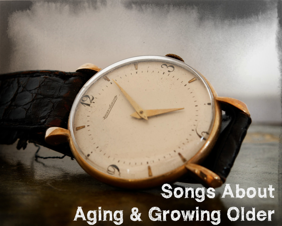 50 Songs About Aging and Growing Older