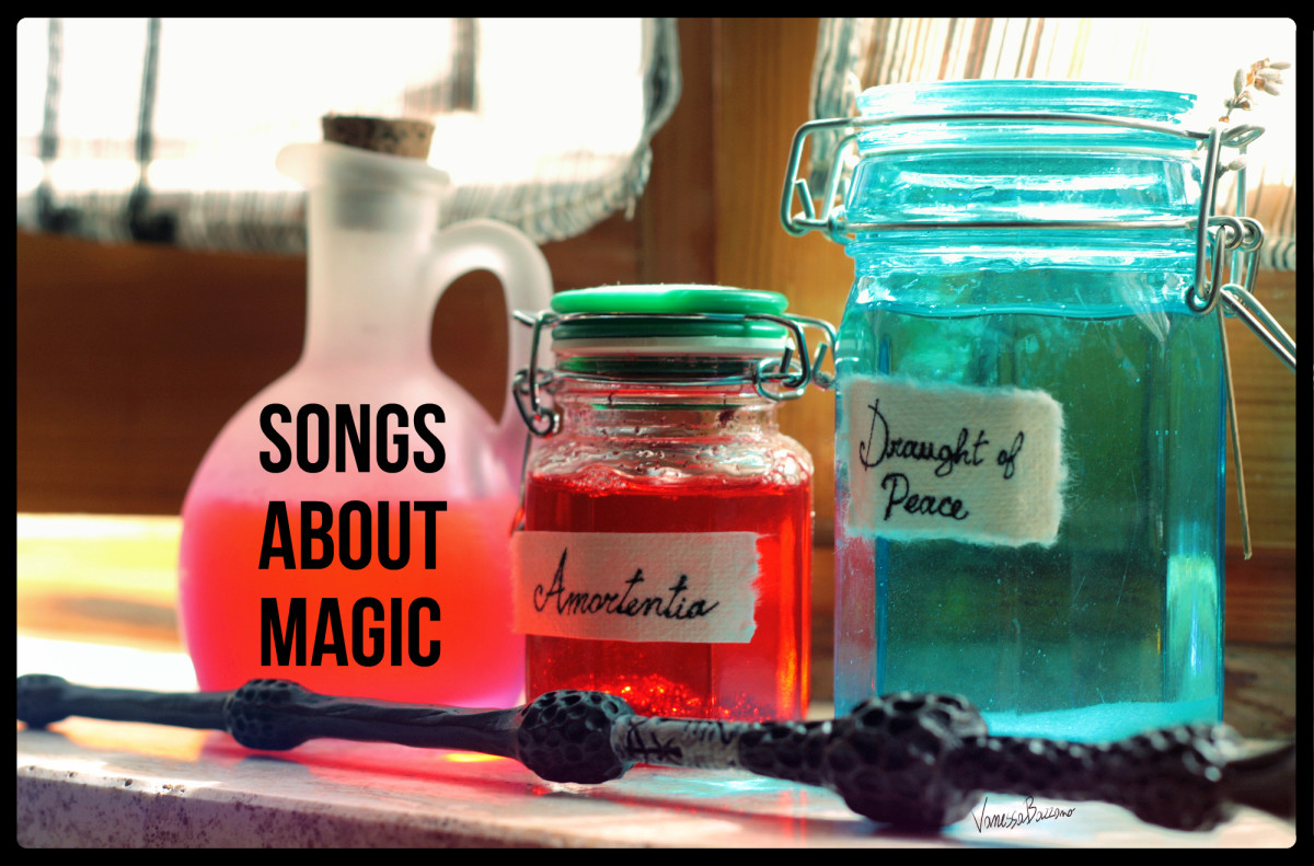 63 Songs About Magic | Spinditty