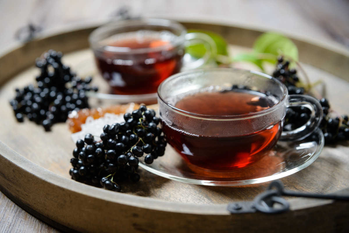 Winter Wellness Tea for Preventing Illness and Providing Relief During the Cold and Flu Season