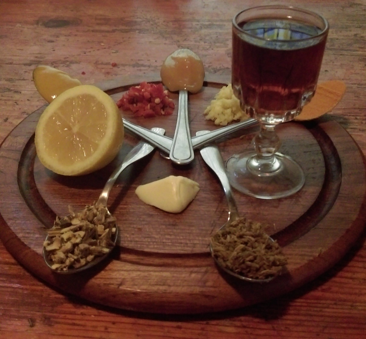Medicinal Hot Toddy for 'Head Colds': Natural Home Made Remedy