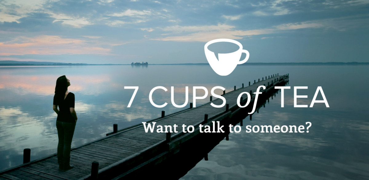 A fantastic website for when you need someone to talk to.