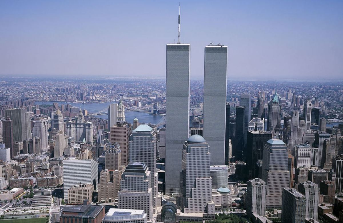 twin towers memorial essay