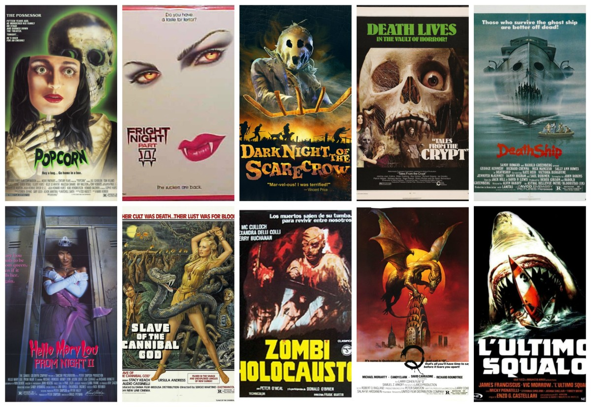 More Forgotten Horror Movies You Can Watch on YouTube