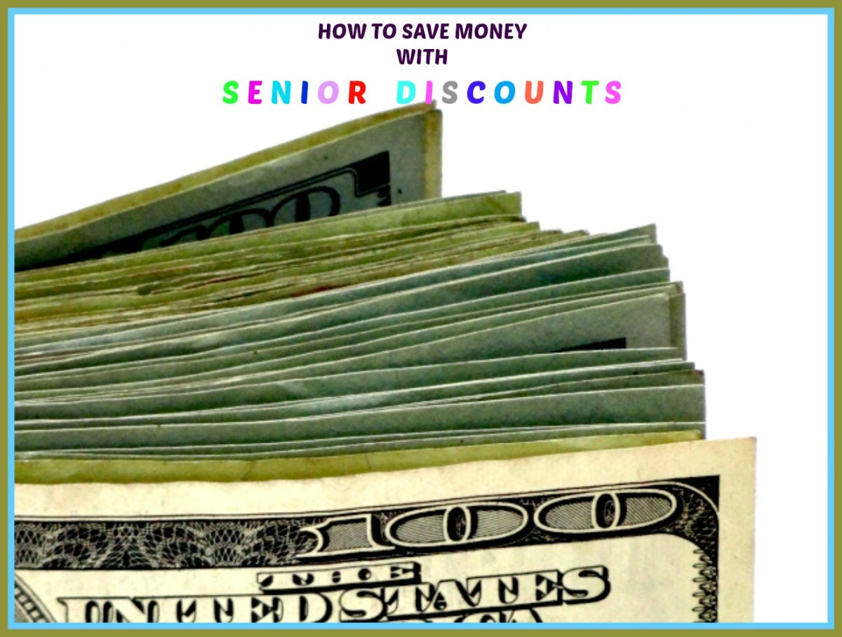 How to Save Money With Senior Discounts and Freebies