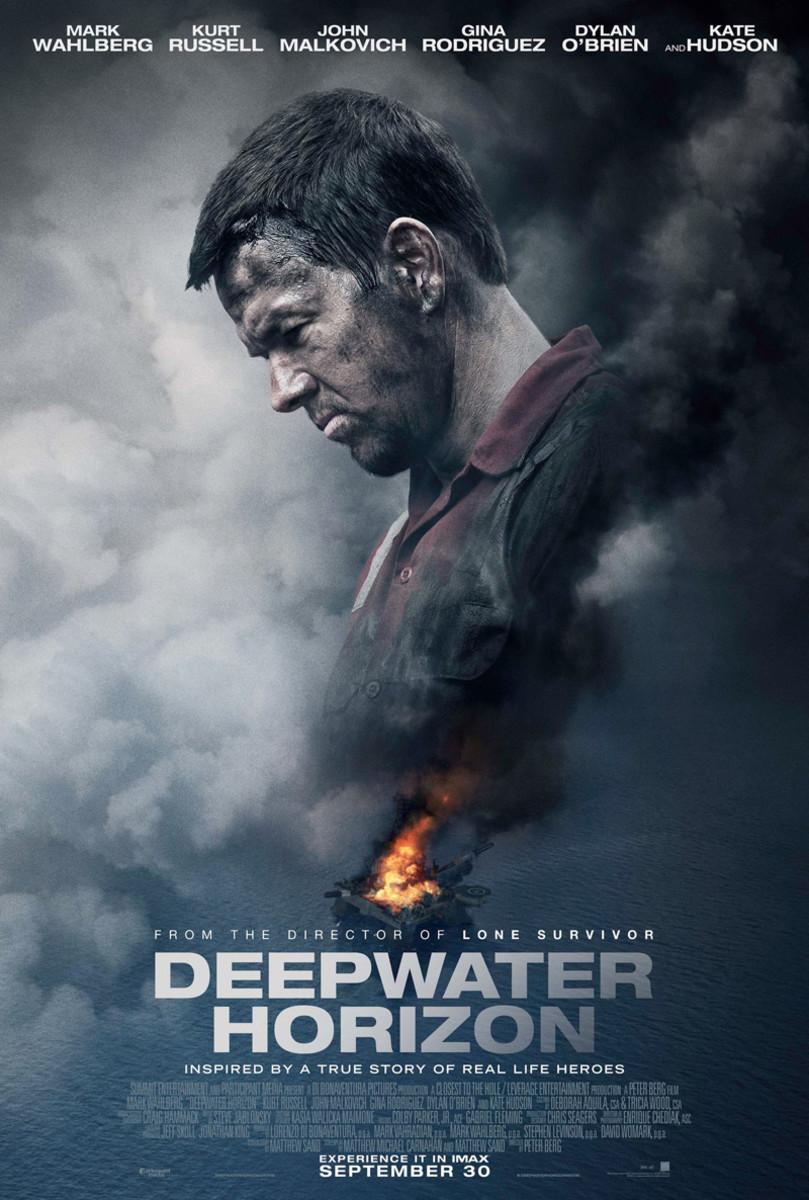 Deepwater Horizon: Movie Review