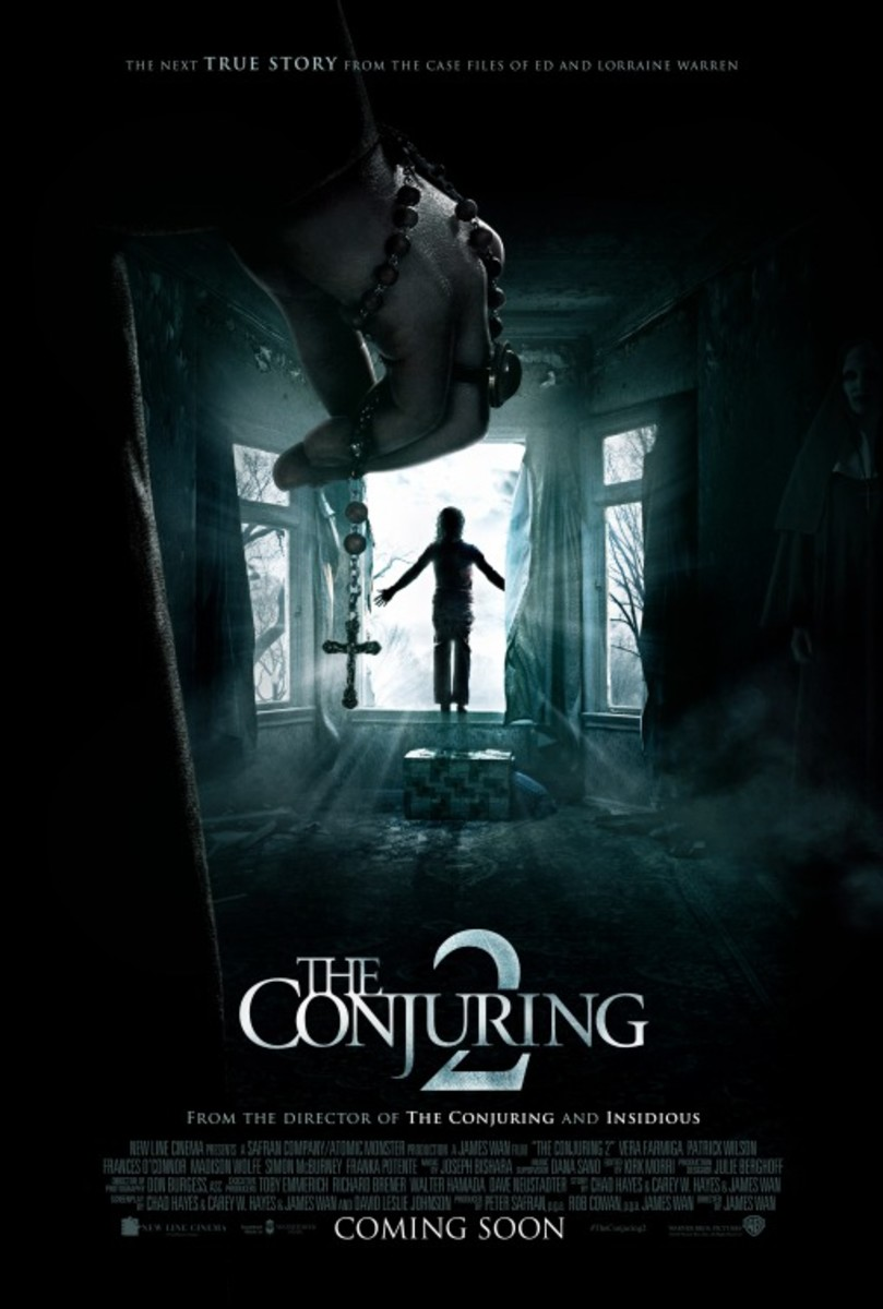 Catching Up: The Conjuring 2 (2016)