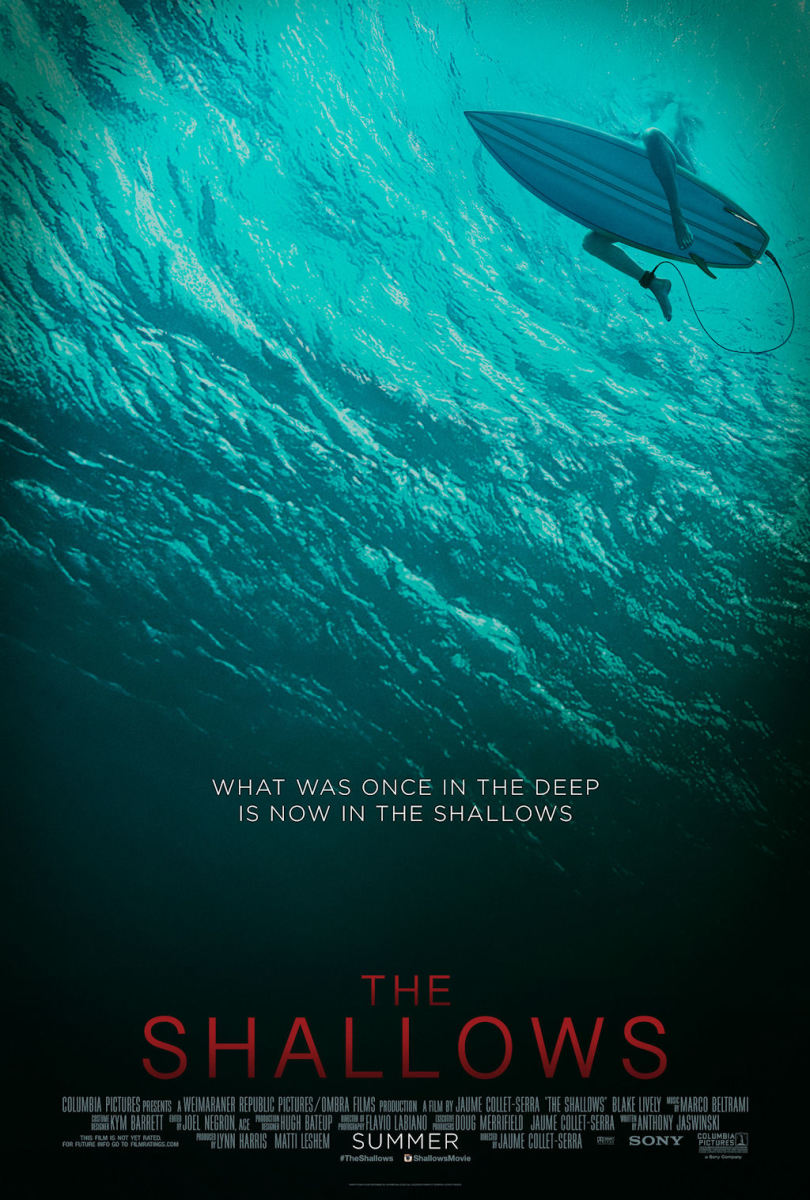 Catching Up: The Shallows (2016)