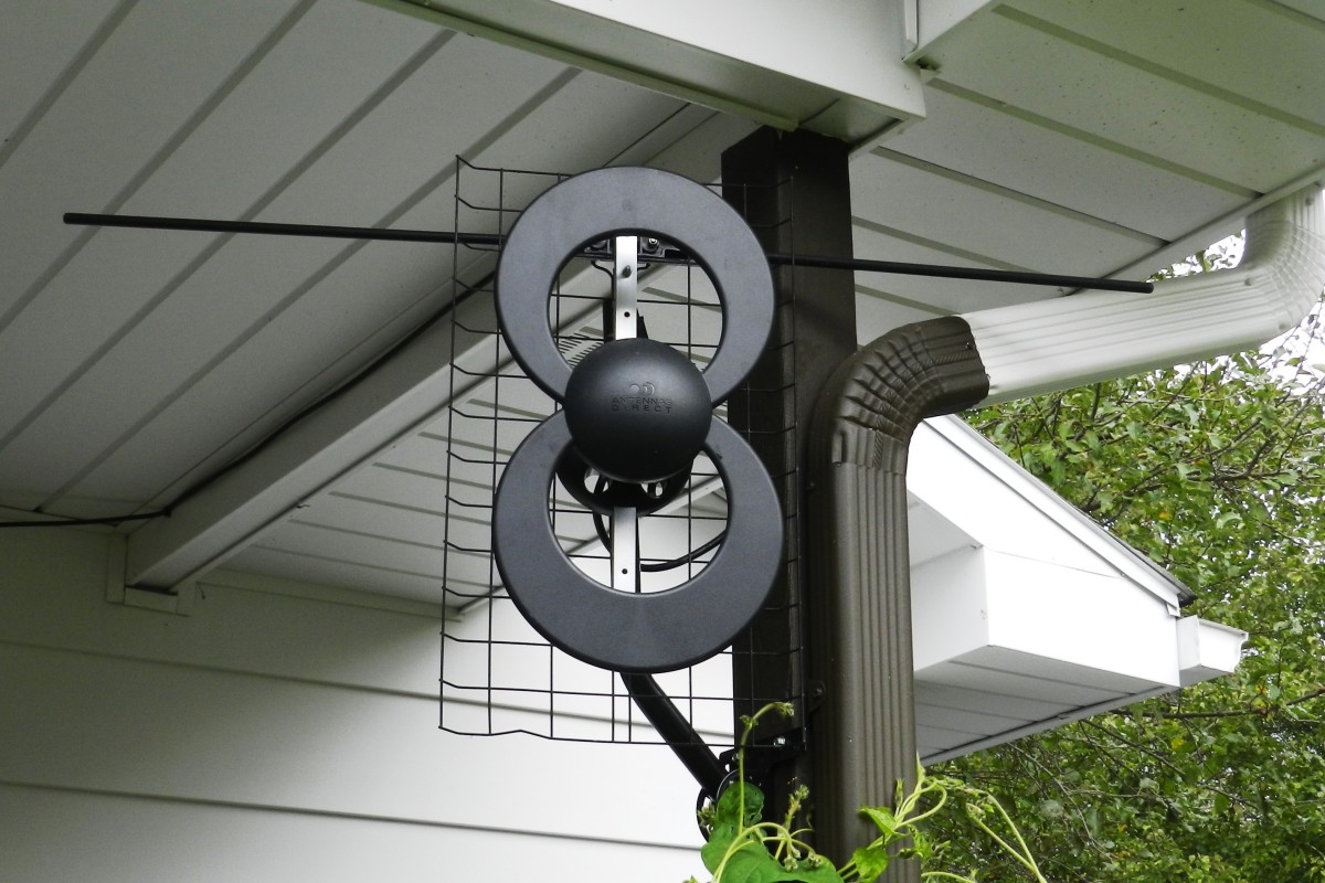 Antennas Direct ClearStream 2V Long Range HDTV Antenna Review