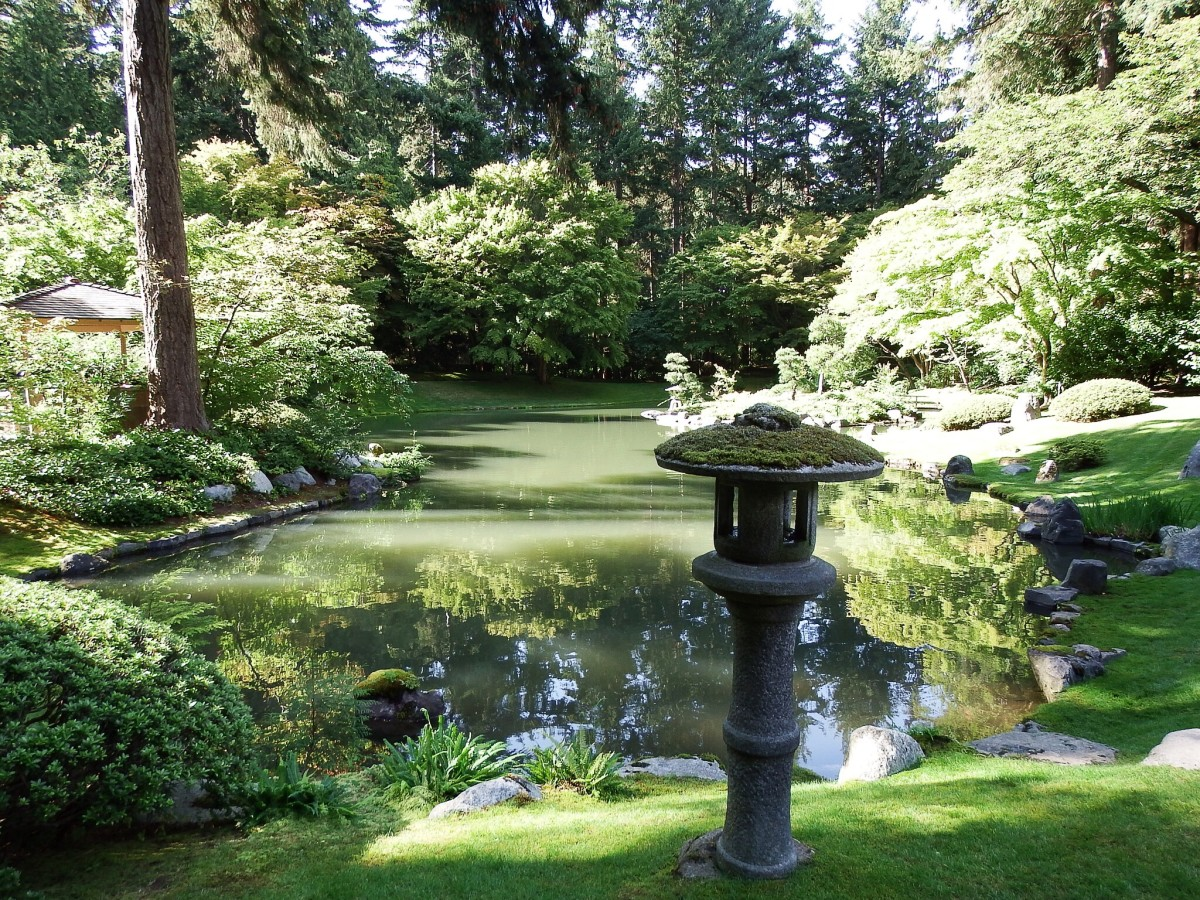 The Nitobe Memorial Garden in Vancouver: Beauty and Symbolism
