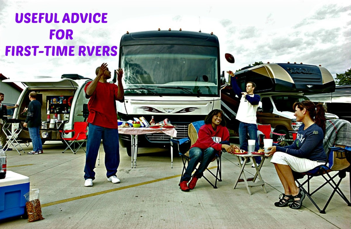 Incredibly Useful Advice for First-Time RV Owners