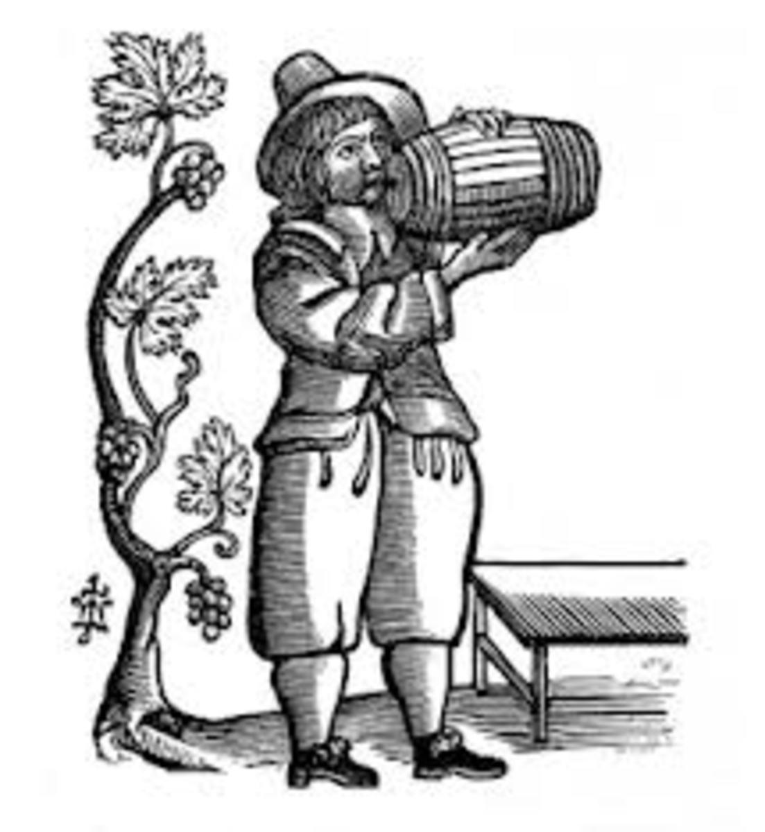John Barleycorn -- English folk legend of the malts