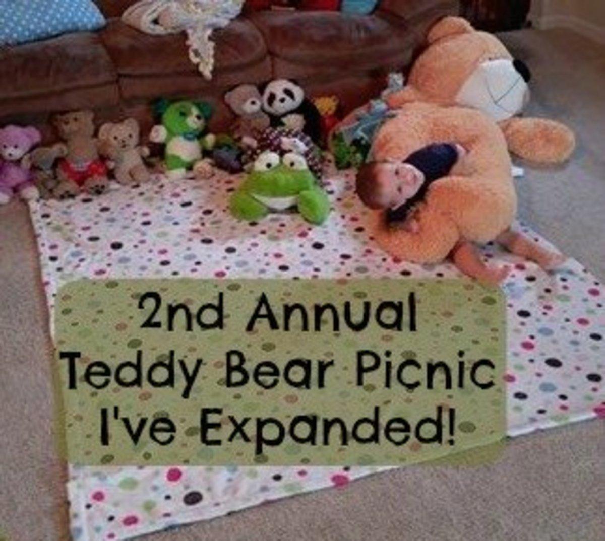 How To Throw A Teddy Bear Picnic Wehavekids