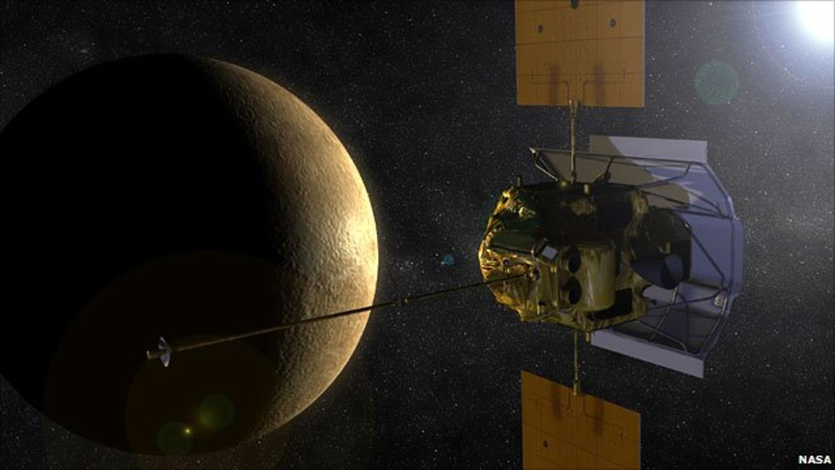 What Was the MESSENGER Spacecraft and Its Mission to Planet Mercury?