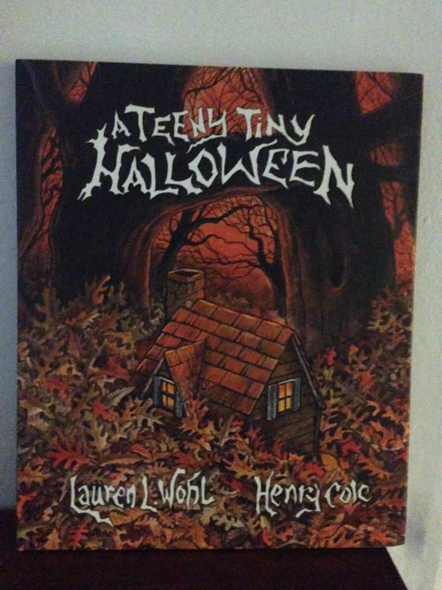 """""""A Teeny Tiny Halloween"""" with a Classic Familiar Character and a New Twist for the Autumn Holiday"""