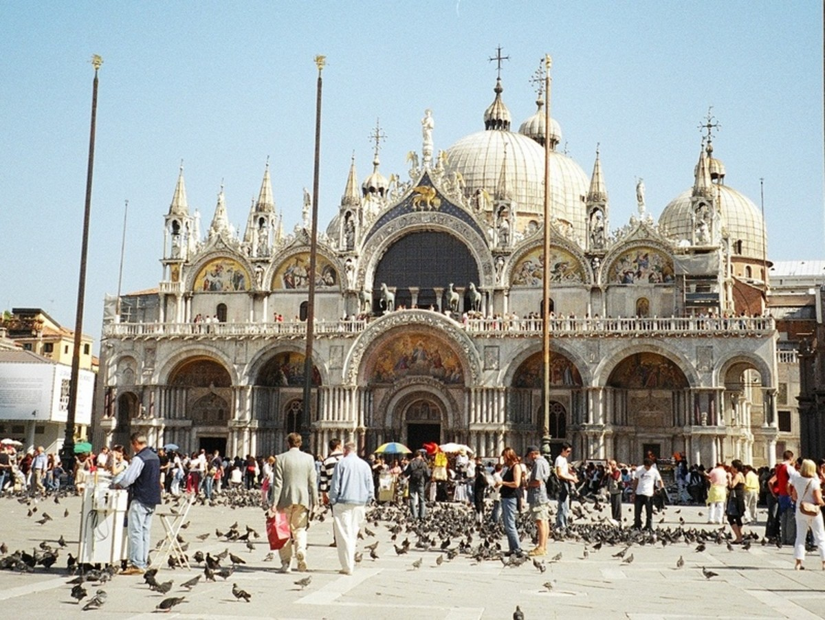 Tour Venice, Italy, on a Tight Budget