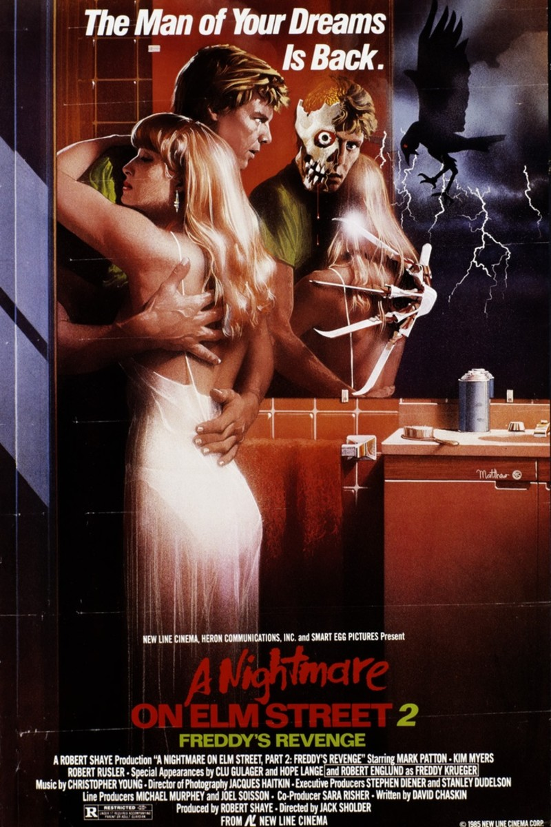 Film Review: A Nightmare on Elm Street 2: Freddy's Revenge