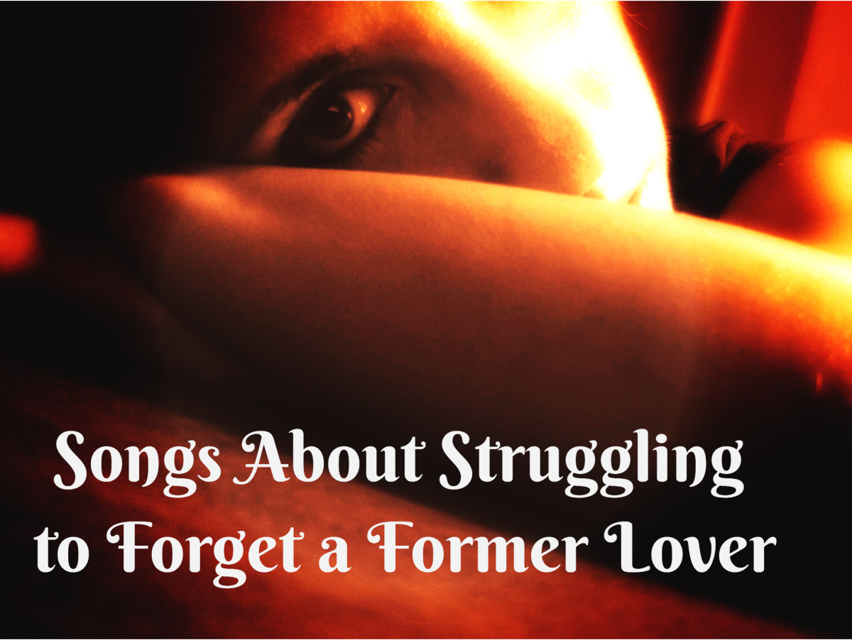 Getting Over You Playlist:  58 Songs About Struggling To Forget An Ex