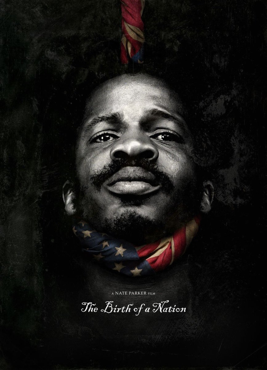 "One of the one-sheet theatrical posters for ""The Birth of a Nation."""