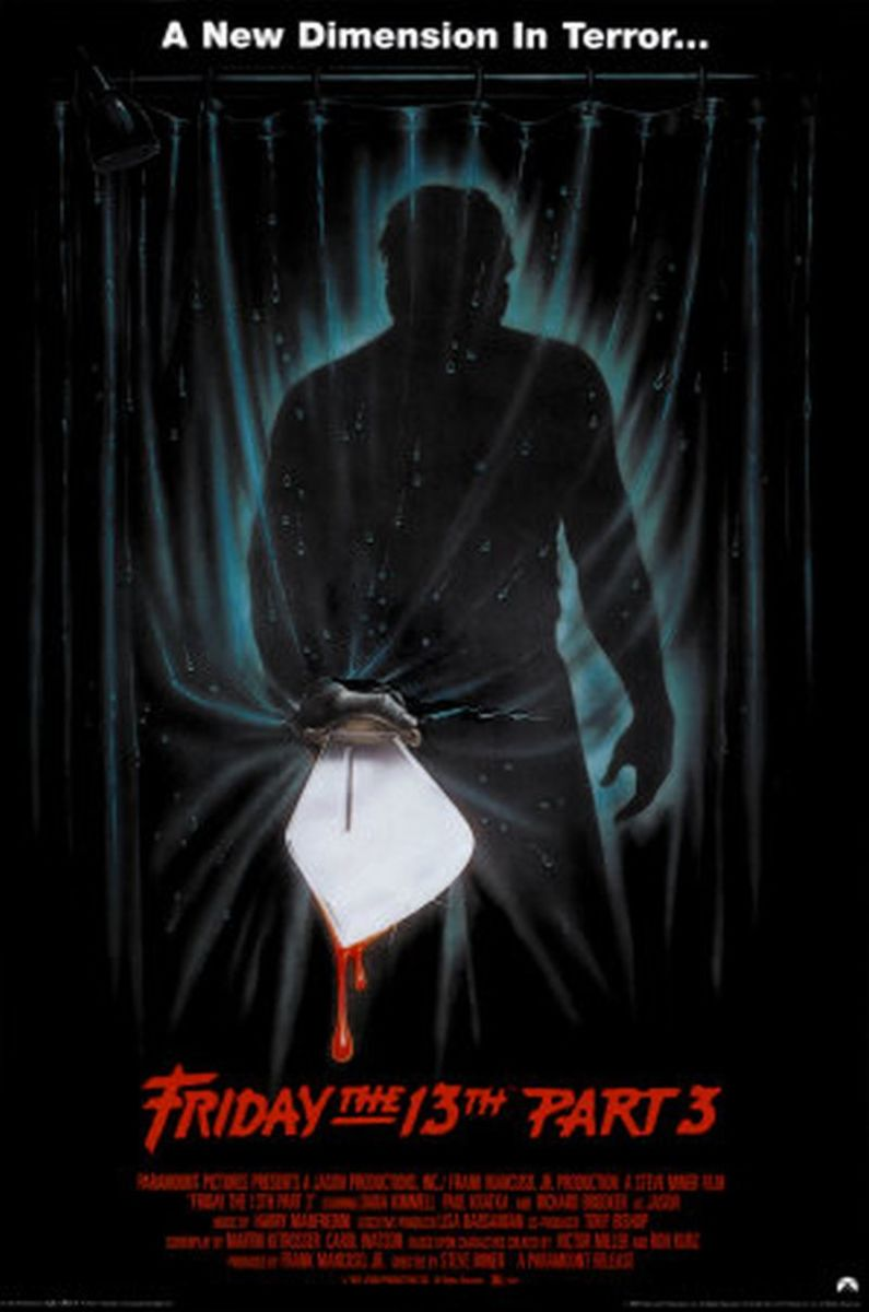 Film Review: Friday the 13th Part III