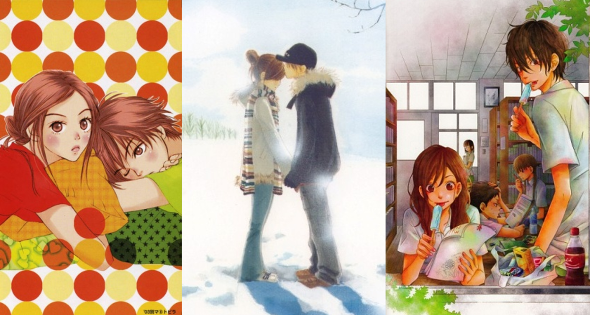 The 10 Best Romance Manga