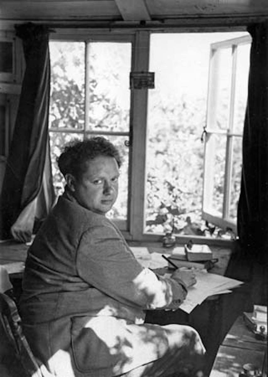 "Dylan Thomas' ""And Death Shall Have No Dominion"""