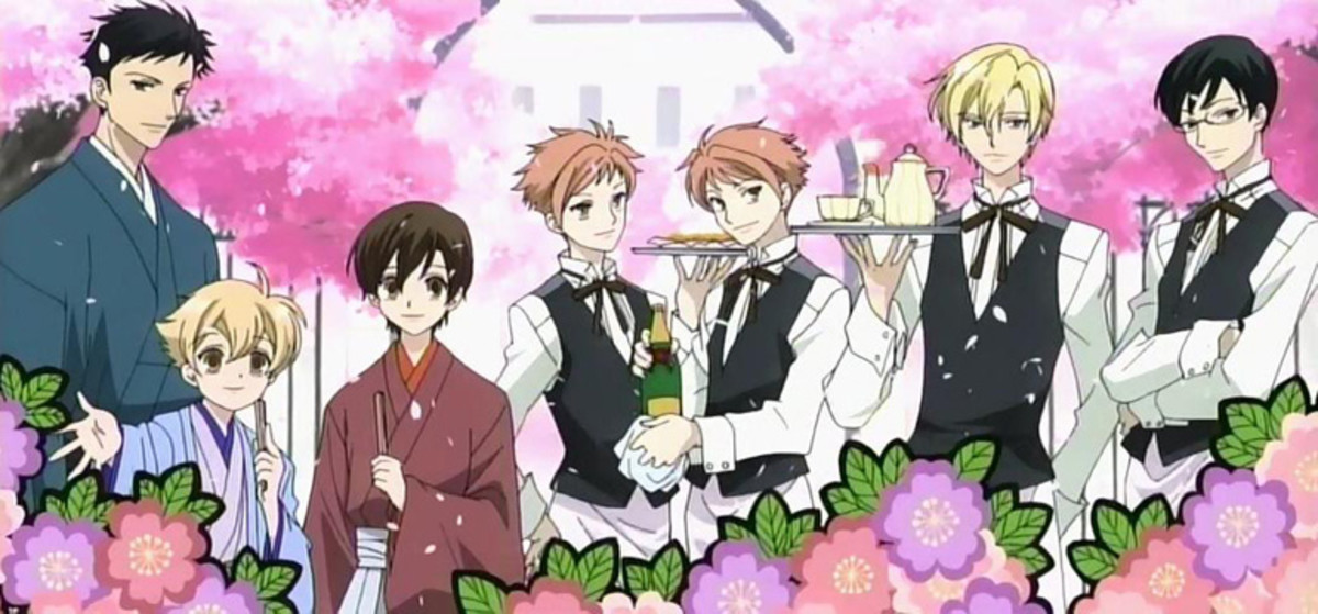 10 Anime Like Ouran High School Host Club