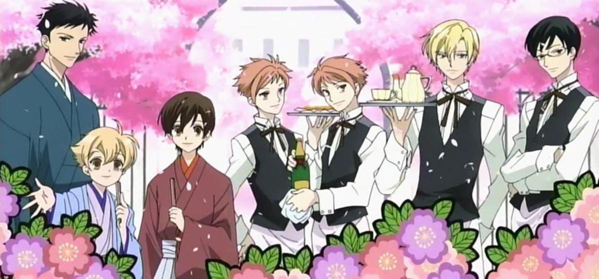 10 Anime Like Ouran High School Host Club