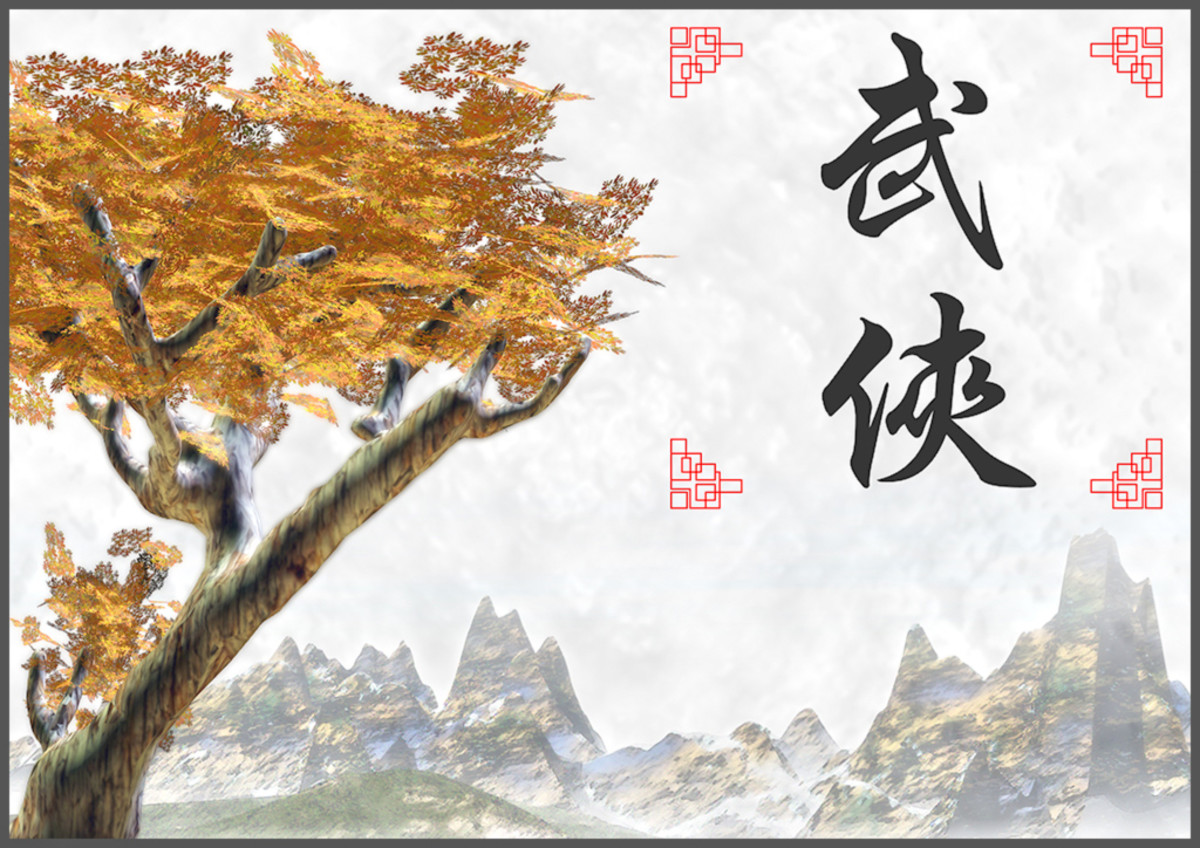 Wuxia Glossary - A Beginner's Guide to Wuxia Stories