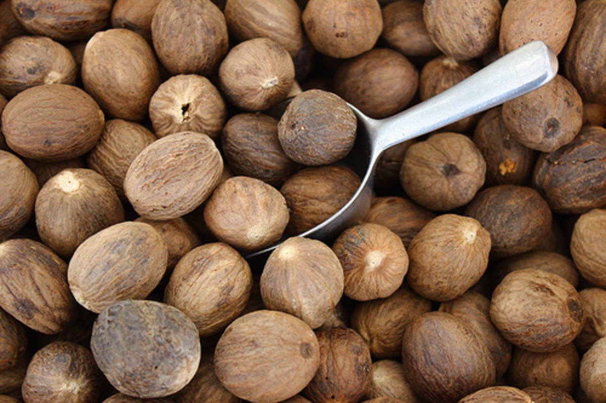 The Blood-Soaked History of Nutmeg
