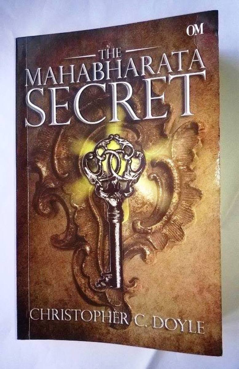 "Image of Book ""The Mahabharata Secret"""
