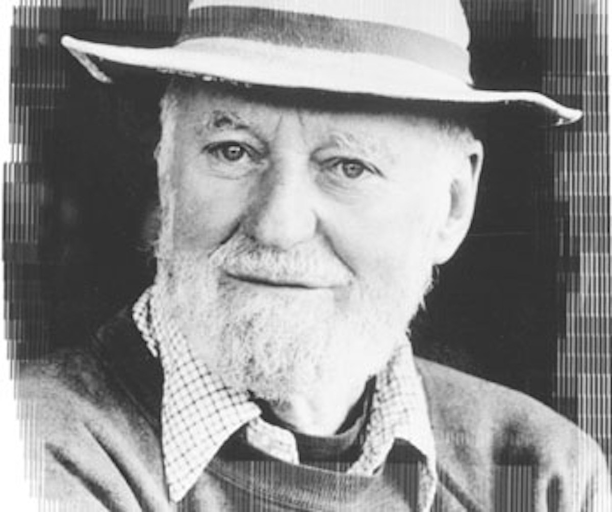 "Lawrence Ferlinghetti ""Constantly Risking Absurdity"""