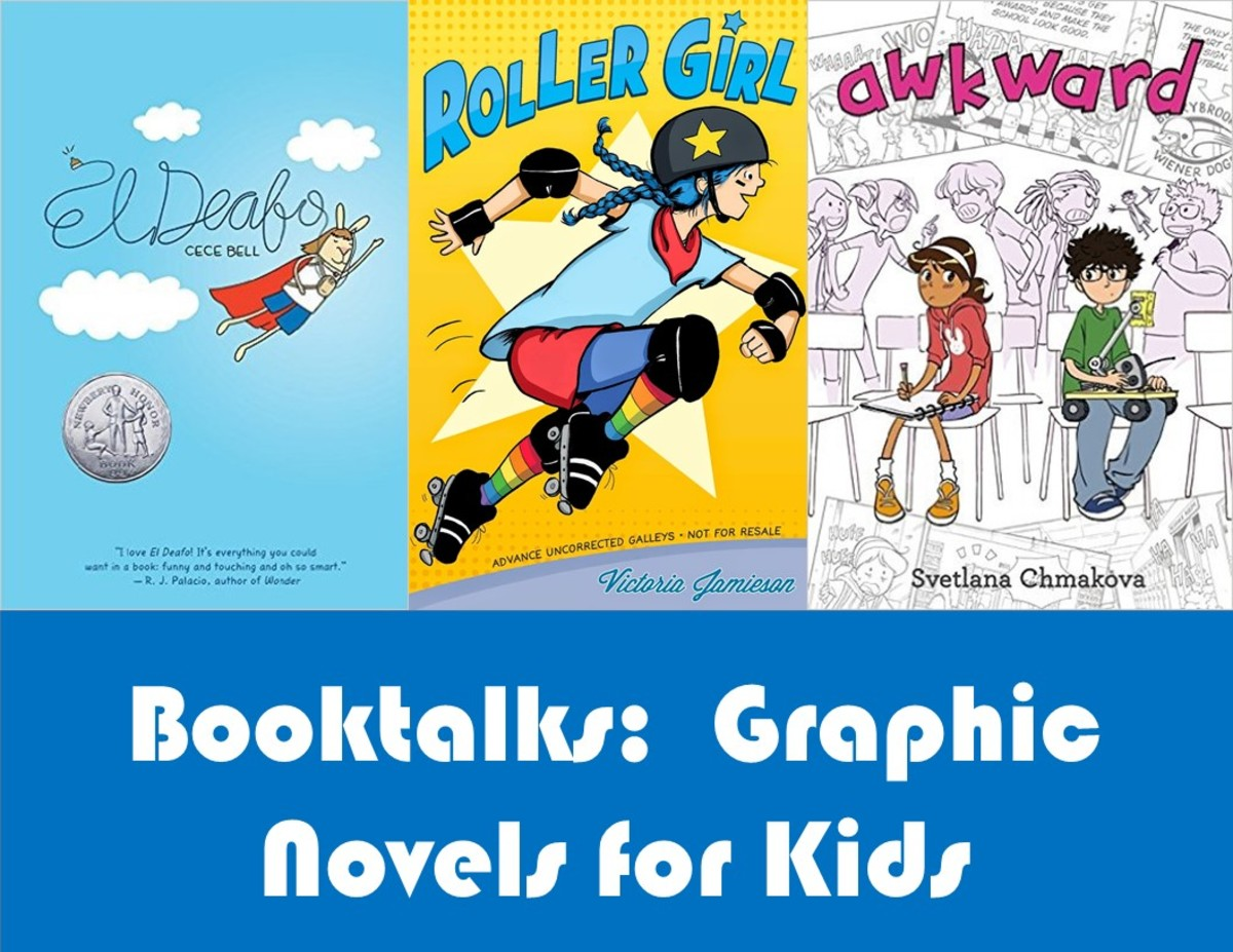Booktalks for Children's Graphic Novels: A Teacher and Librarian Resource for Book Talks for Kids Grades 3-6