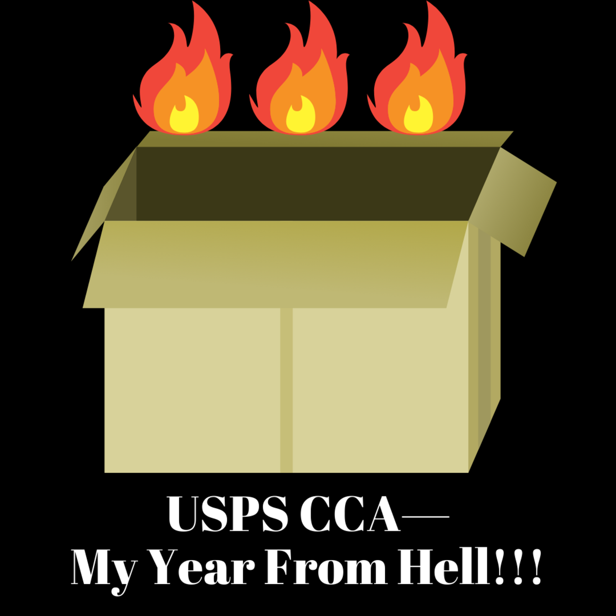USPS CCA—My Year From Hell