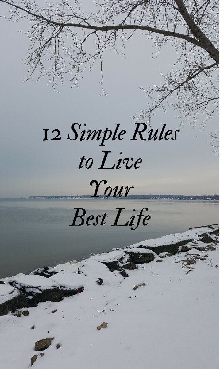 12 Simple Rules to Help You Live Your Best Life