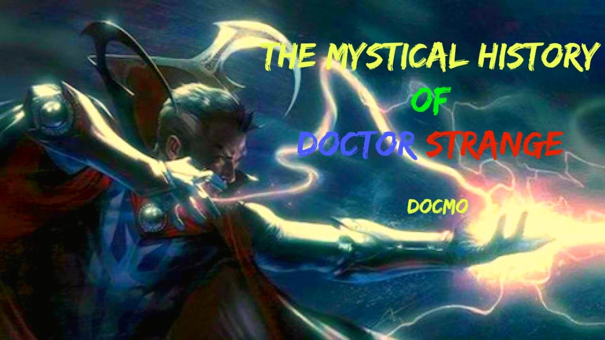 The Mystical History of Doctor Strange