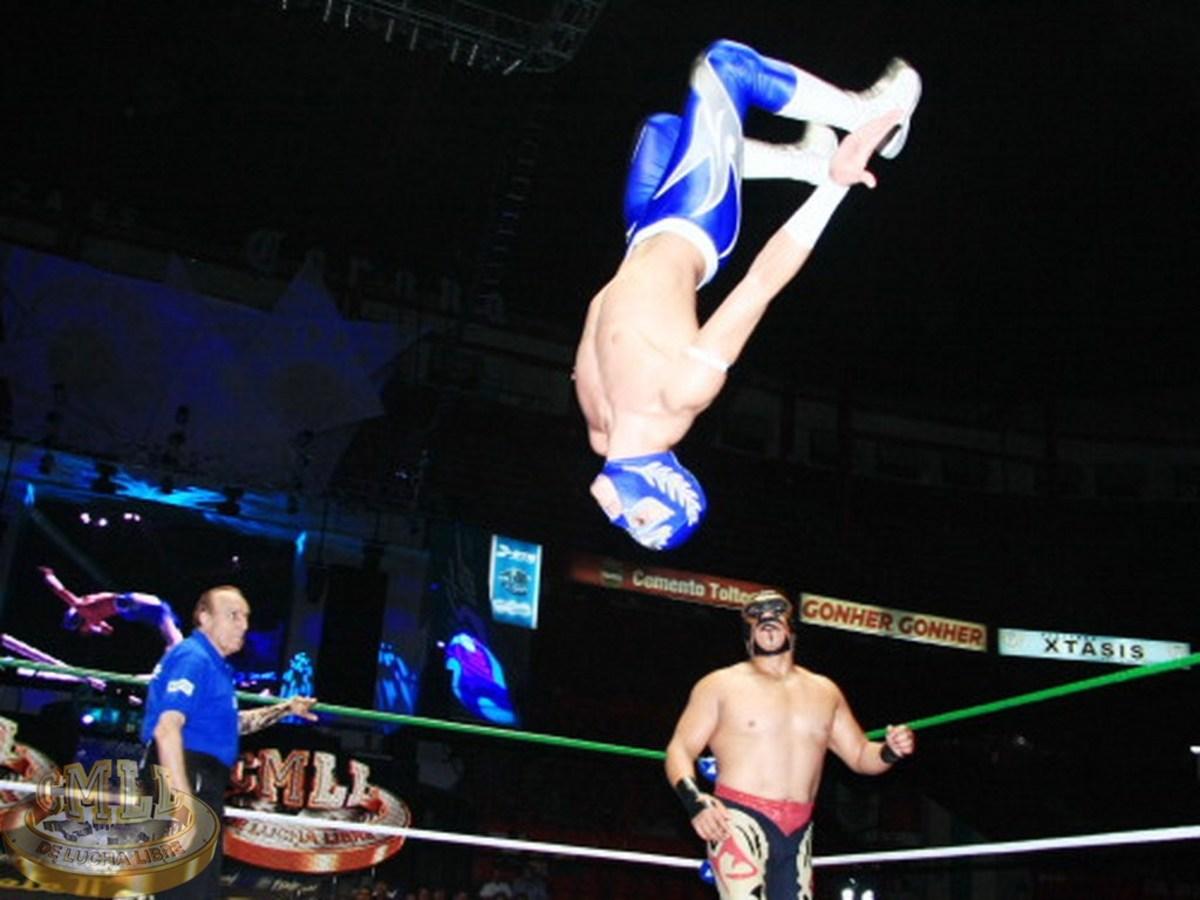 Lucha Tributes: Soberano Jr.