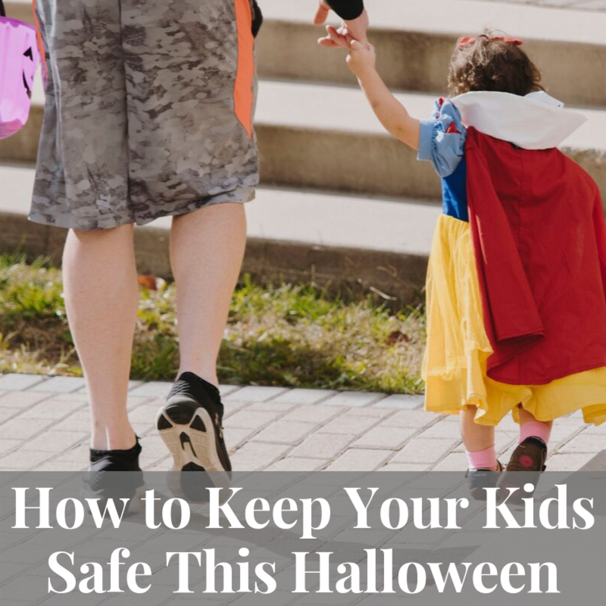 Halloween Safety for Your Little Ones