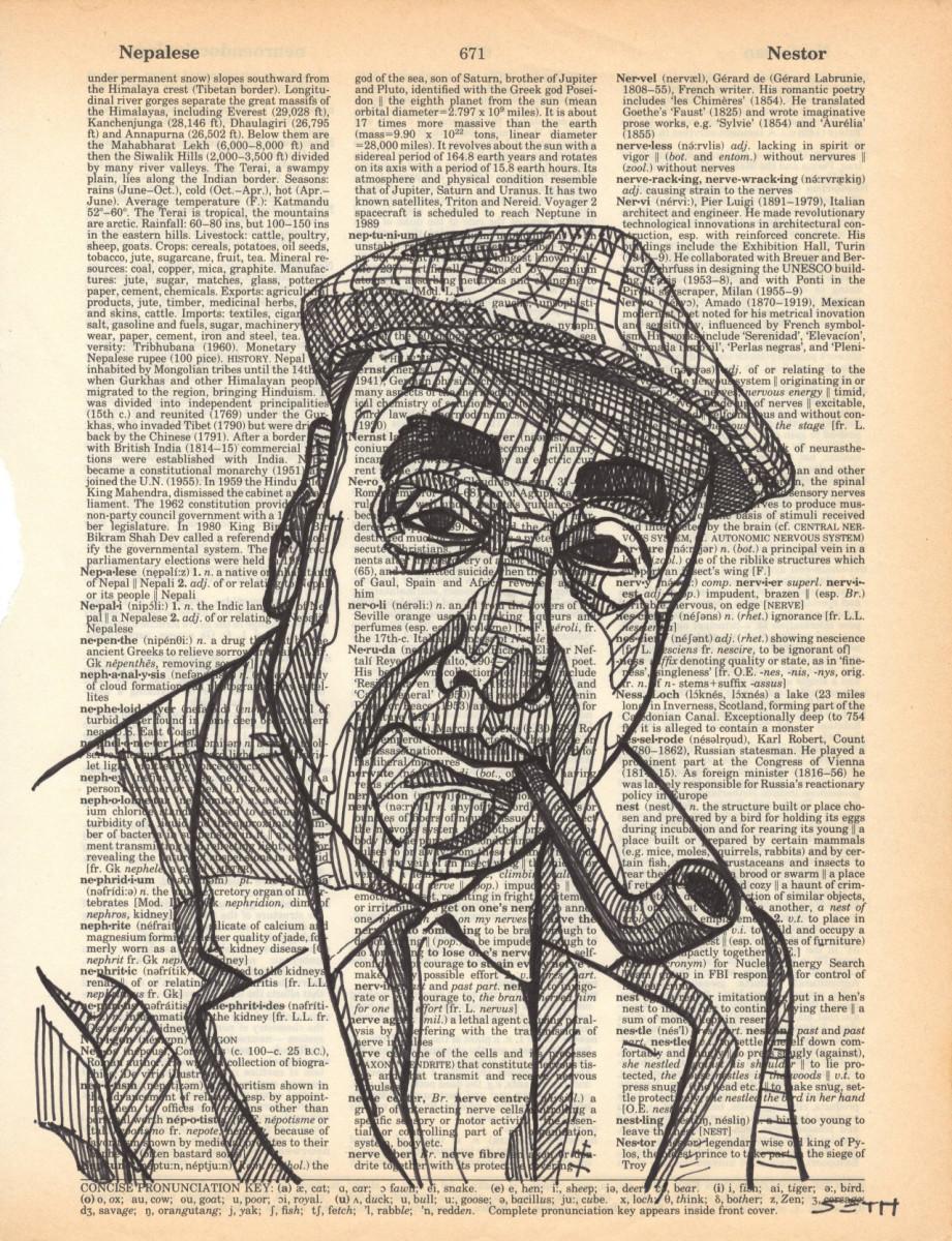 Pablo Neruda's Sonnet 73