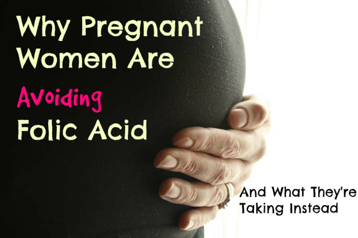 Why Pregnant Women Are Avoiding Folic Acid Supplements