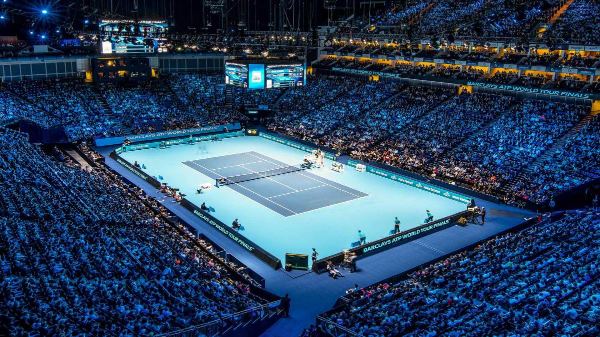 With only the top 8 ranked players competing, the ATP World Tour Finals is the last tournament of the year.