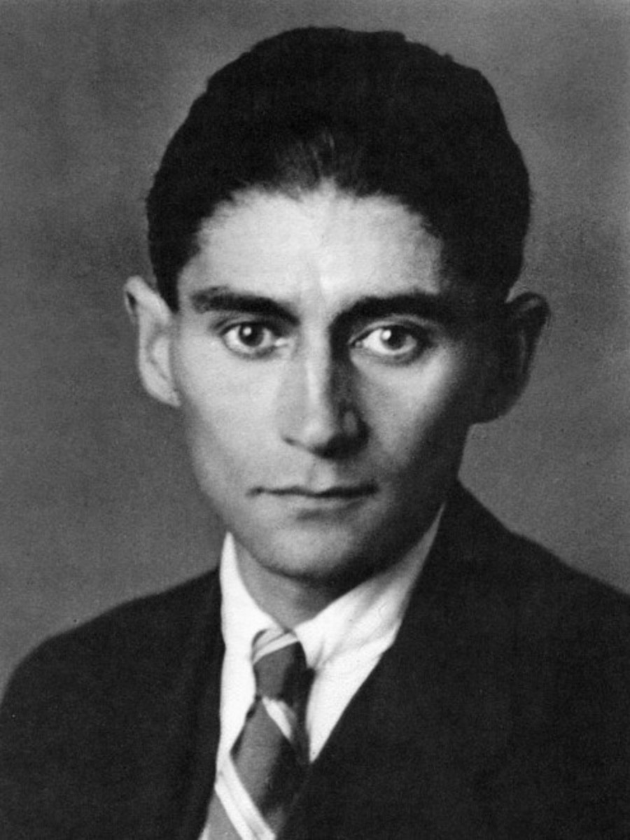 Short Review of The Trial by Franz Kafka