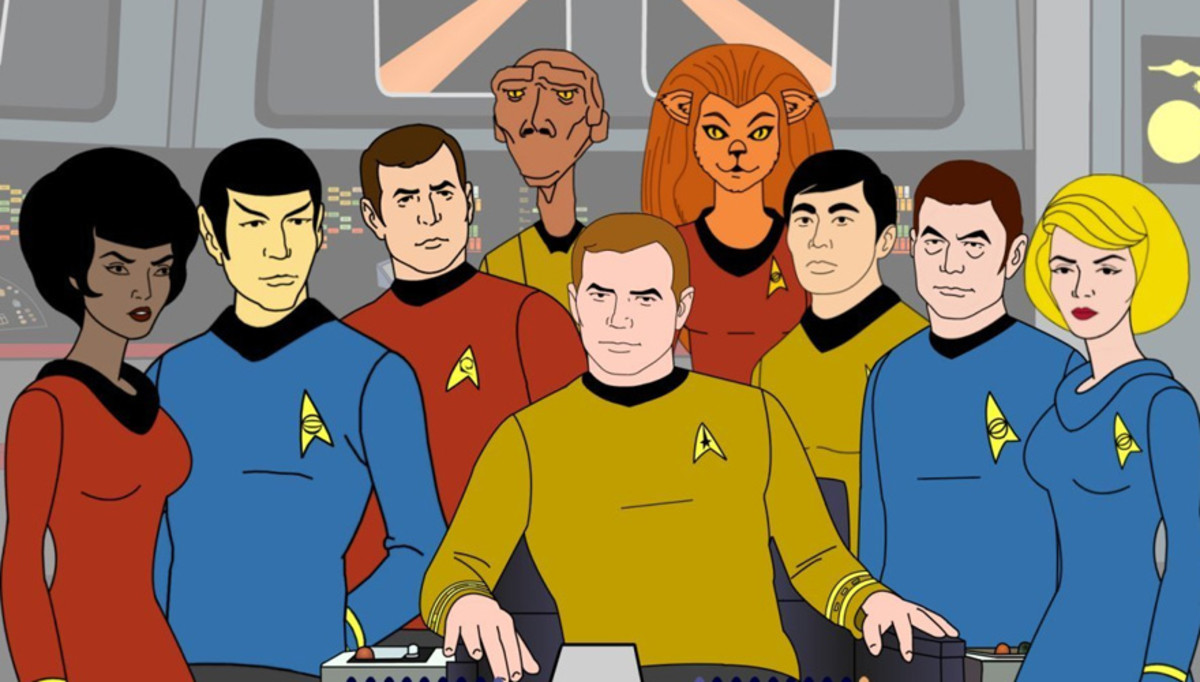 Geektoons: Star Trek The Animated Series