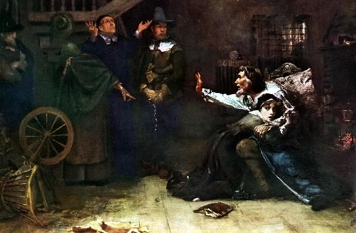 Cause of the Salem Witch Trials—the Devil or Political Gain?